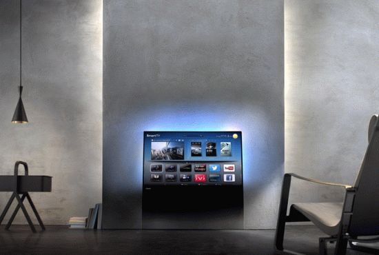 сенсорный телевизор