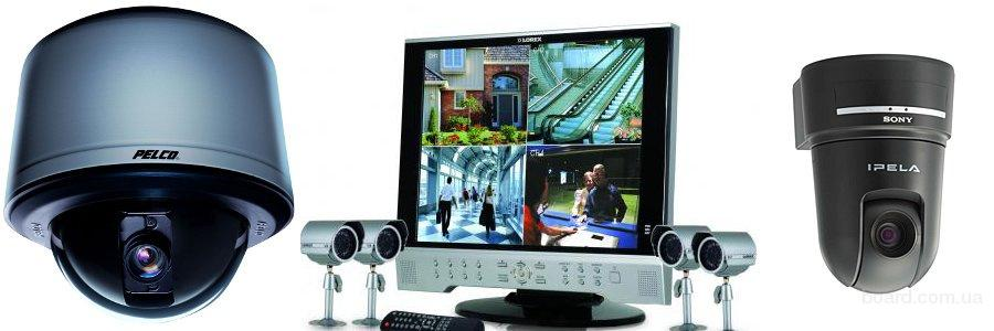 Камеры видеонаблюдения в Новокузнецке